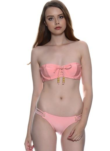Bikini Üst-Mink Pink